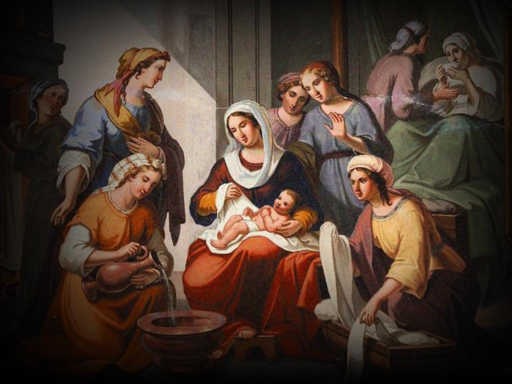 Celebrating the Nativity ofMary