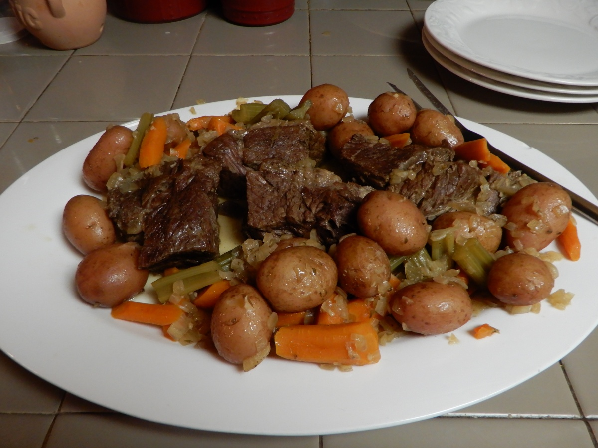 Chuck Roast Supper in an Instant