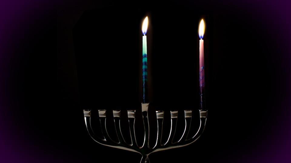 So Hanukkah Begins