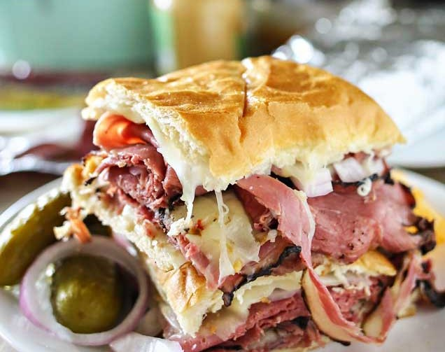 Yummy Hot Pastrami