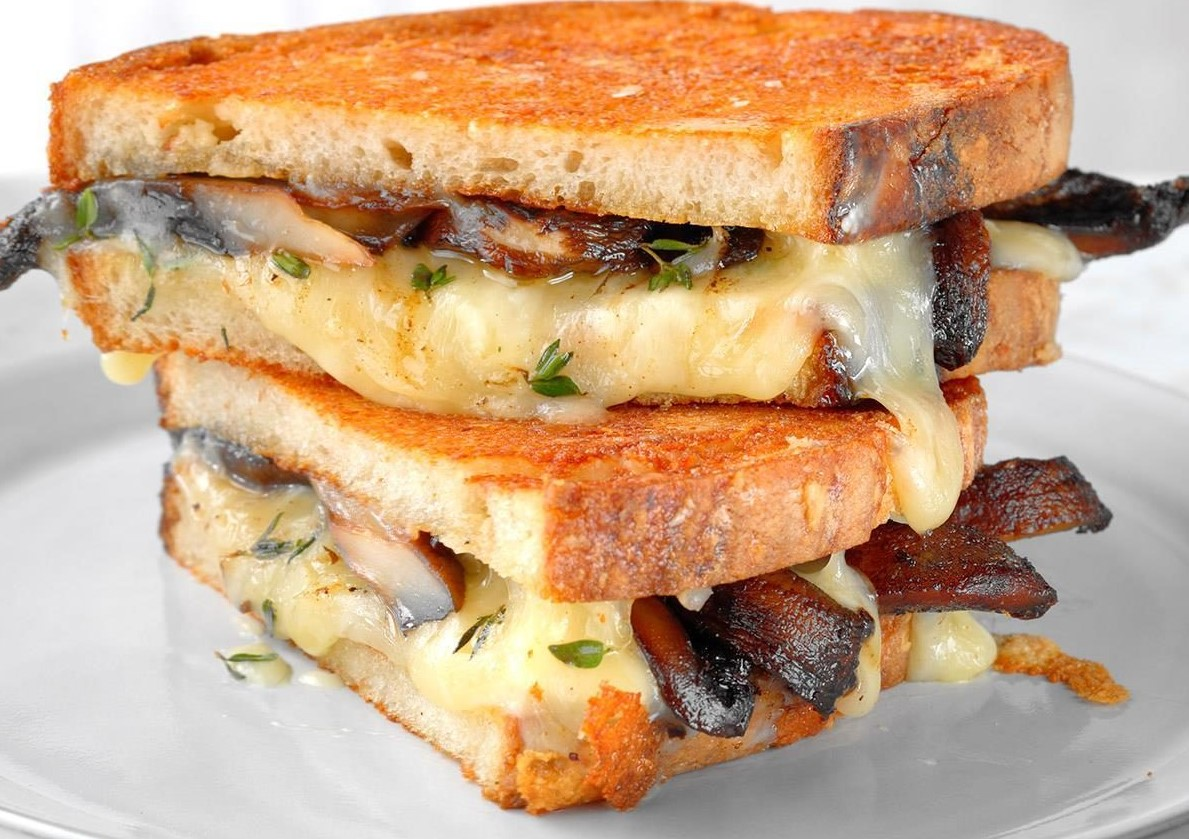 When a Simple Grilled Cheese Will NotDo