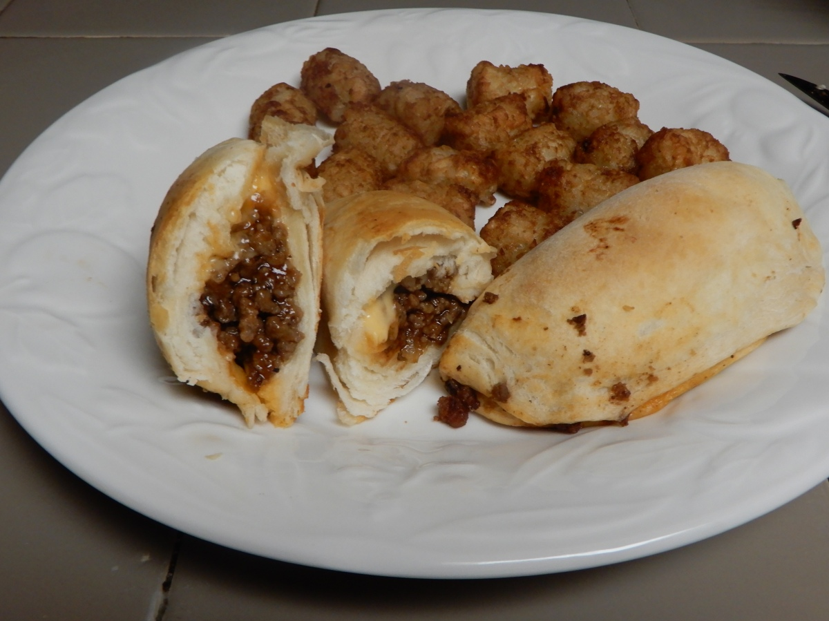 Embrace the Day with Home-made HotPockets
