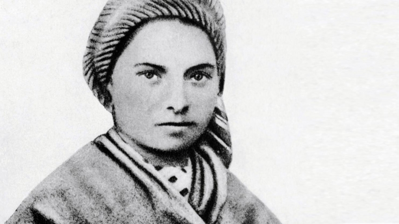 A Modest Take on the Feast of Saint Bernadette