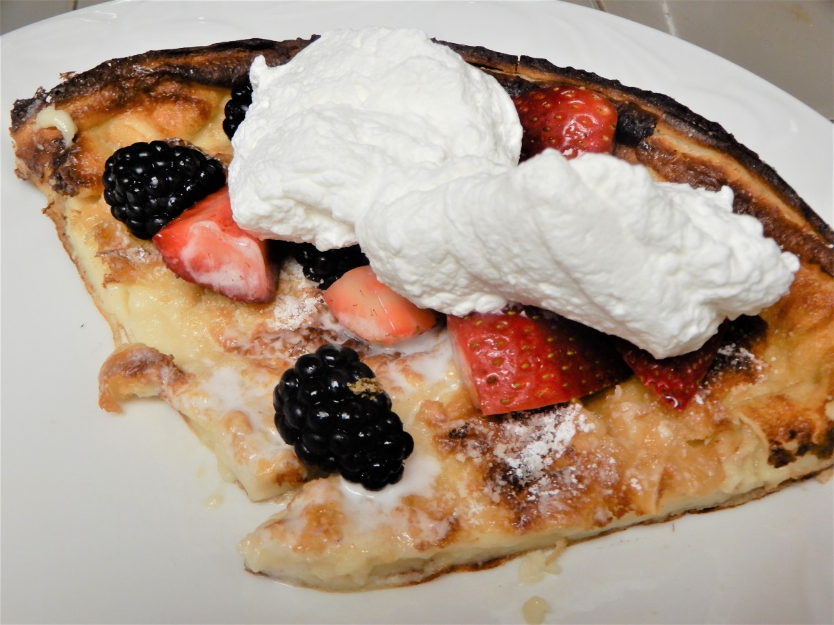 What a Day for Dutch Baby – OhYeah!
