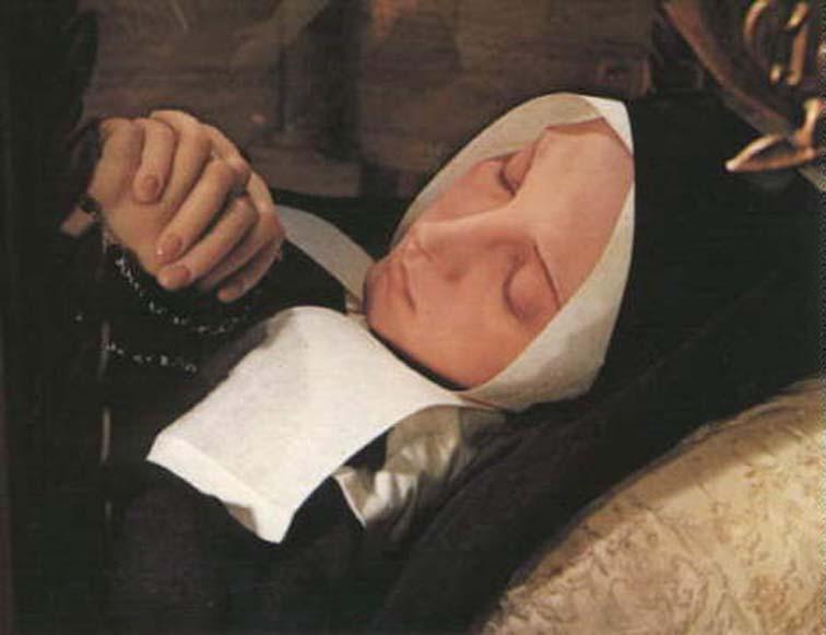 Saint Bernadette and a LovelyBrunch