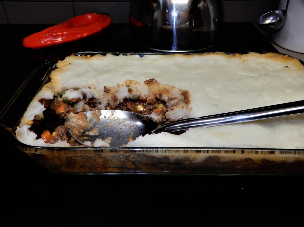 Weeknight Cottage Pie