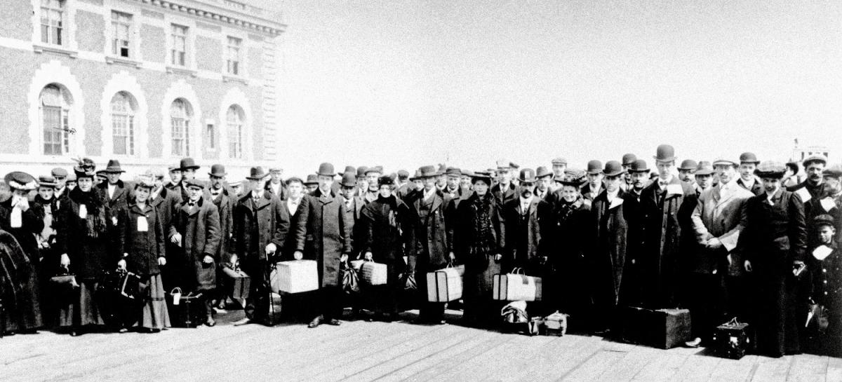 Ellis Island Family HistoryDay