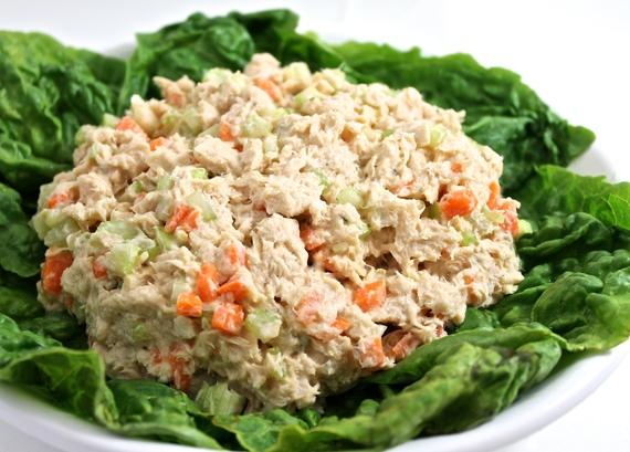 When Just a Salad WillDo