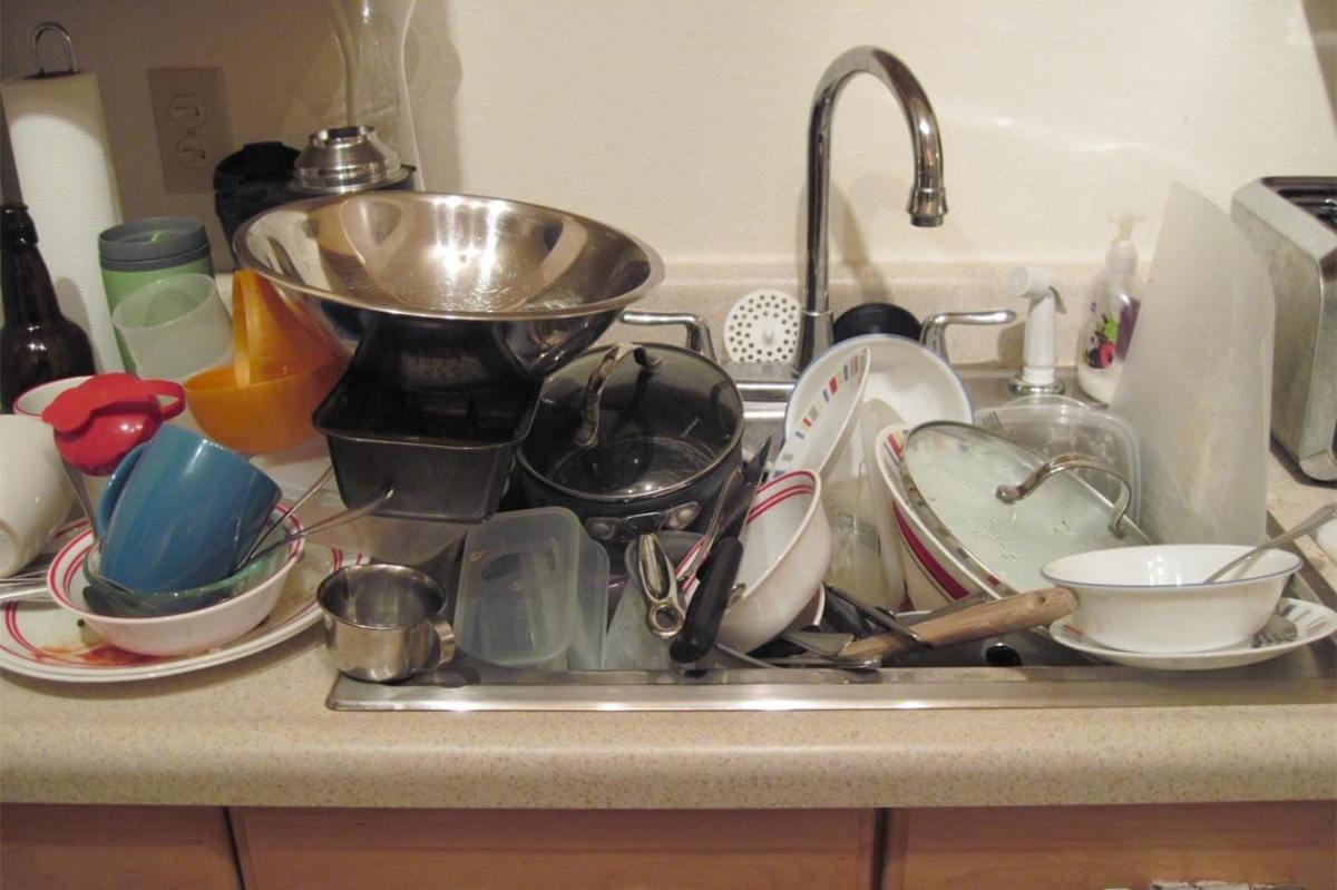 No Dirty DishesDay