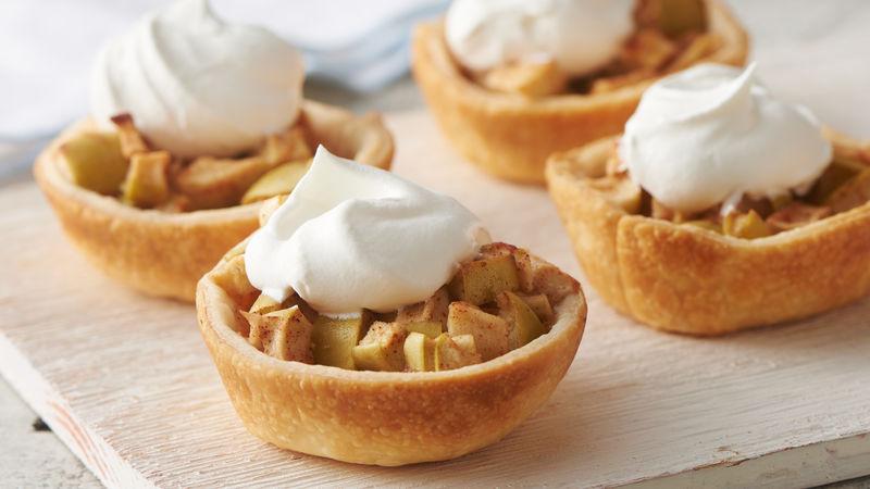 Mini Apple Pies – OhMy!