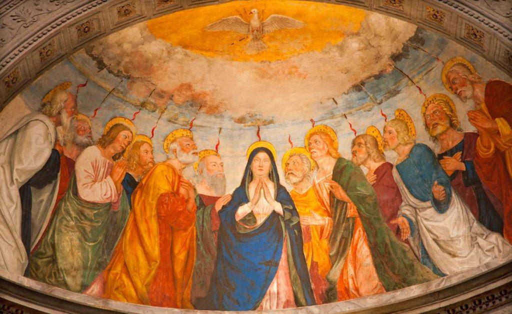 Pentecost Sunday Supper