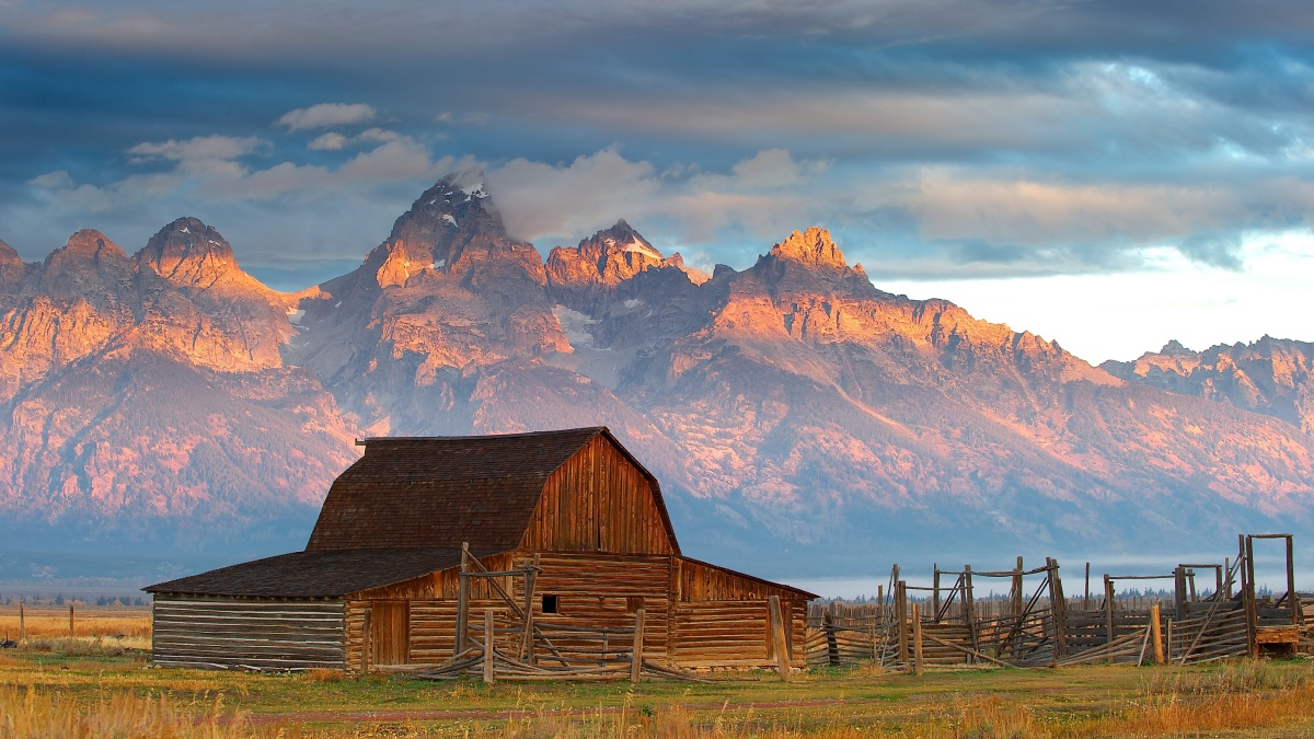 Welcome to Wyoming'sFrontier