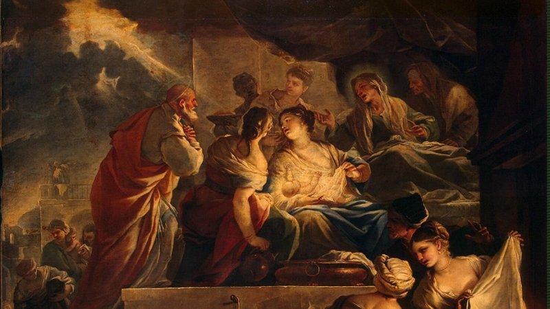 The Nativity of John theBaptist