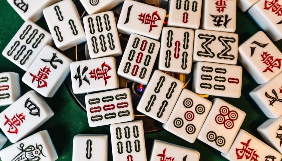 Chow, Pong, Kong –Mahjong!