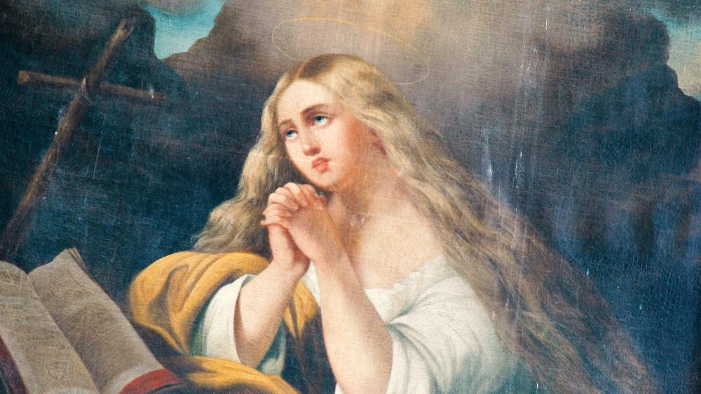 Mary Magdalene and SimpleGoodness