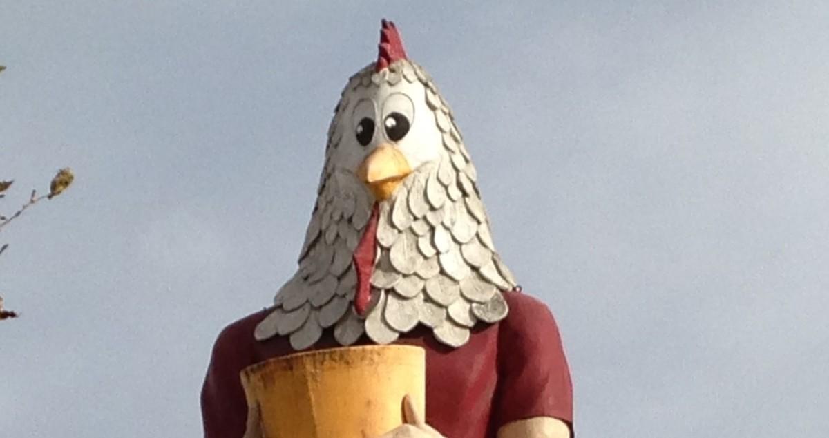 Chicken Boy and Spatchcock GameHens