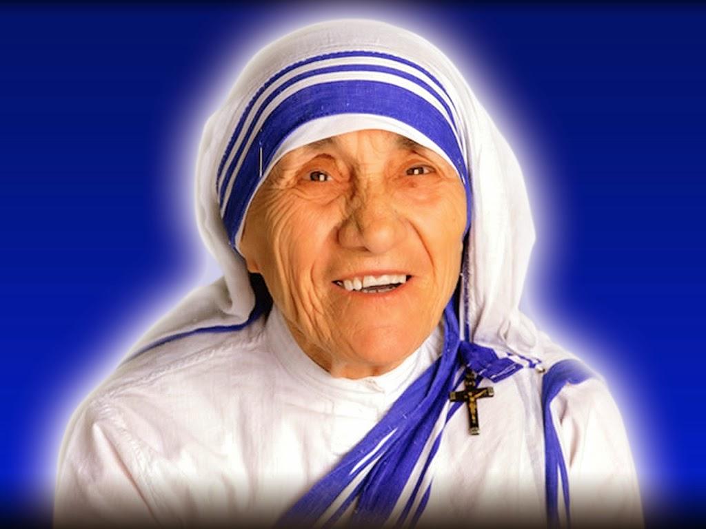 Happy Birthday Saint MotherTeresa