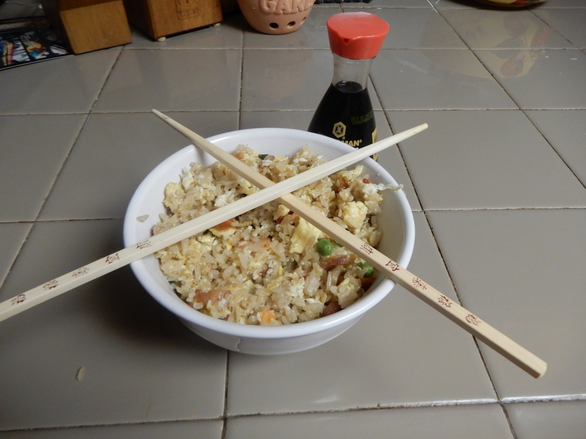 Fried Rice Day and FondMemories