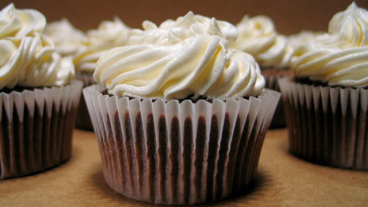 Yum – It's Chocolate CupcakeDay
