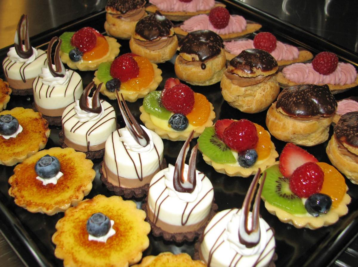 Oh My – It's National DessertDay!